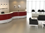 Reception Area - Curved