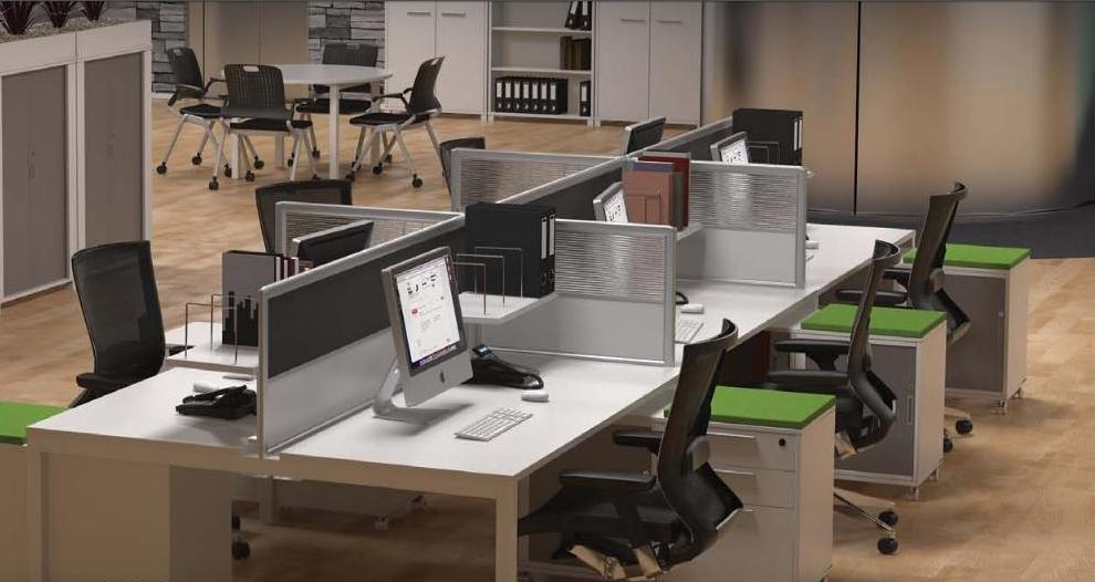design and layout office furniture design